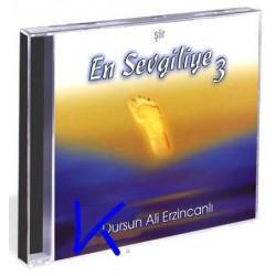 En Sevgiliye 3 - Şiir - Dursun Ali Erzincanlı - CD