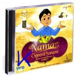 Namaz Öğreniyorum - 2 VCD