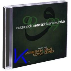99 Esma 99 Dua - Münib Engin Noyan, Senai Demirci - CD