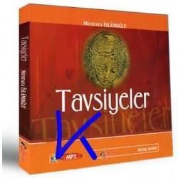 Tavsiyeler - Mustafa Islamoğlu - MP3 CD