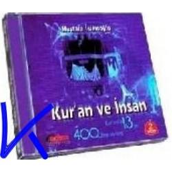 Kur'an ve Insan - Mustafa Islamoğlu - 2 VCD