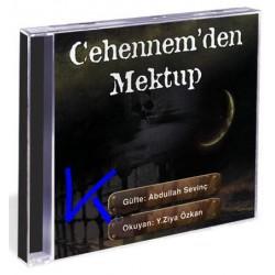 Cehennem'den Mektup - Abdullah Sevinç - Yusuf Ziya Özkan - CD