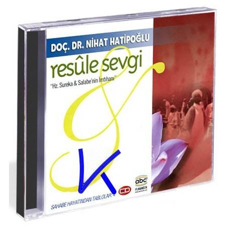 Resule Sevgi - Hz Sureka ve Salabe'nin Imtihanı - Nihat Hatipoğlu, dç dr - CD