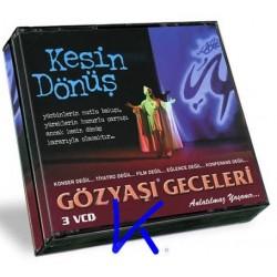 Gözyaşı Geceleri - Kesin Dönüş - 3 VCD