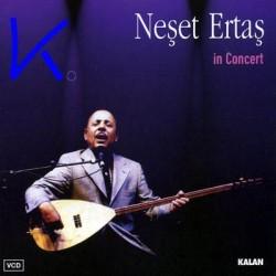 Neşet Ertaş in Concert - 2 VCD