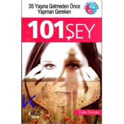 101 Şey, 35 Yaşına Gelmeden Önce Yapman Gereken - Tuba Tezcan