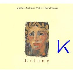 Litany - Vassilis Saleas / Mikis Theodorakis