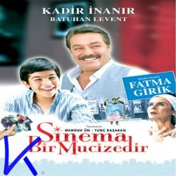 Sinema bir Mucizedir - VCD