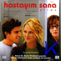 Hastayım Sana - Prime - VCD