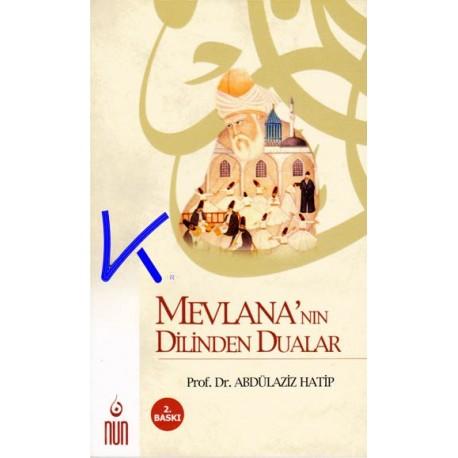 Mevlana'nın Dilinden Dualar - Abdülaziz Hatip, pr dr