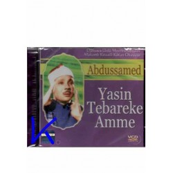 Yasin, Tebareke, Amme VCD - Abdussamed
