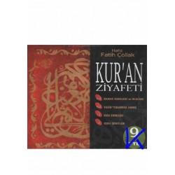 Kur'an Ziyafeti, 2CD+2VCD - Fatih Çollak