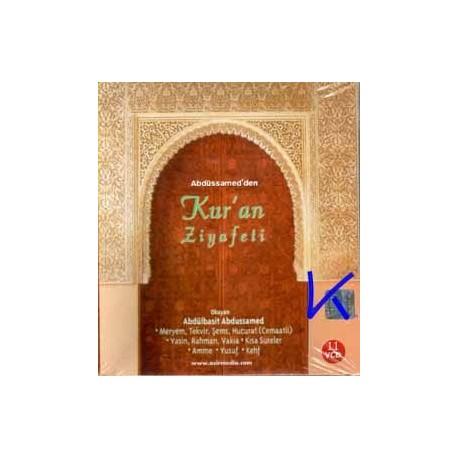 Kur'an Ziyafeti, Kur'an Meâli hediyeli - Abdussamed