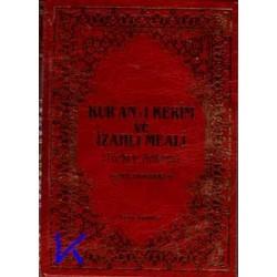 Kur'an-ı Kerîm ve Meâli, küçük b - A. Davudoğlu