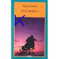 Ince Memed 3 - Yaşar Kemal