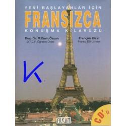Fransızca Konuşma Kılavuzu, CD'li - M.Emin Özcan, dç dr