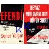 Efendi 1 + 2 - Beyaz Türkler + Beyaz Müslümanlar seti - Soner Yalçın