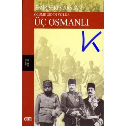 Ölüme giden yolda Üç Osmanlı - Enver Paşa, Talat Paşa ve Cemal Paşa - Emir Şekip Arslan