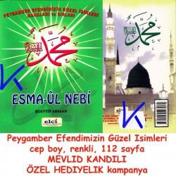 Esma ül Nebi - Peygamber Efendimizin Güzel Isimleri - Şuayyip Arslan