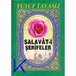 Salavat ı Şerifeler - Yusuf Tavaslı - cep boy - C33