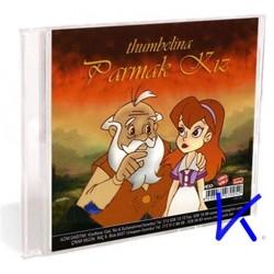 Parmak Kız - çizgi film - VCD