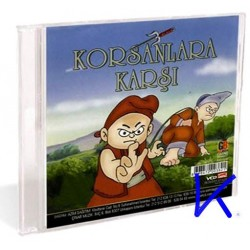 Tuah Korsanlara Karşı - çizgi film - VCD