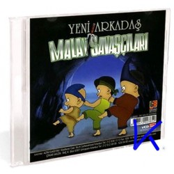 Malay Savaşçıları, Yeni Arkadaş - Tuah - çizgi film - VCD