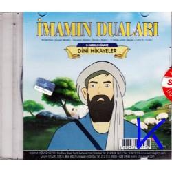 Imamın Duaları - 3 eğitici dini hikaye - Hizmetkar - O Adam Geldi - çizgi film - VCD