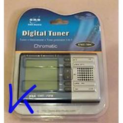 Bağlama, Saz Ayar cihazı - Accordeur tuner + metronome + tone 3 en 1
