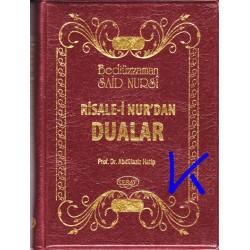 Risale-i Nur'dan Dualar - Bediüzzaman Said Nursi - Abdülaziz Hatip - cep boy