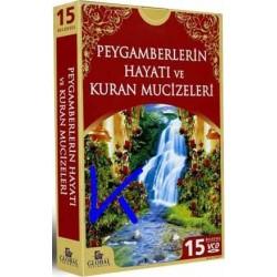 Peygamberlerin Hayatı ve Kuran Mucizeleri - 15 VCD set