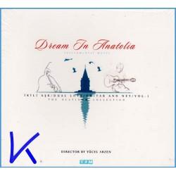 Dream in Anatolia - Ney and Guitar - ikili aşk, dual love - Yücel Arzen - enstrumental