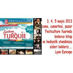 3, 4, 5 Mayıs 2013 cuma, cumartesi ve pazar Festiculture fuarinda dev standımızla sizlerleyiz, Lyon Eurexpo