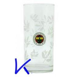 Meşrubat Bardağı Fenerbahçe - lisanslı cam bardak