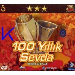 100 Yıllık Sevda - Galatasaray - 4 VCD