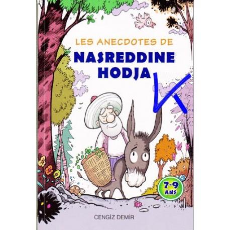 Les Anecdotes de Nasreddine Hodja - Cengiz Demir