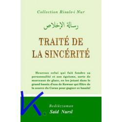 Traité de la Sincérité - Risale i Nur - Bediüzzaman Said Nursi