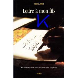 Lettre à mon Fils - Ibn Al Jawzi