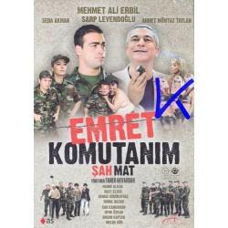 Emret Komutanım, Şah Mat - DVD