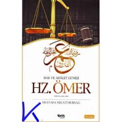 Hz Ömer (ra) - Hak ve Adalet Güneşi - Mustafa Necati Bursalı