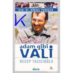 Adam Gibi Vali, Recep Yazıcıoğlu - Köksal Pabuçcu, uzm dr