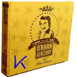 Orhan Gencebay ile Bir Ömür - 2 CD, 33 Sanatçı, 33 Eser