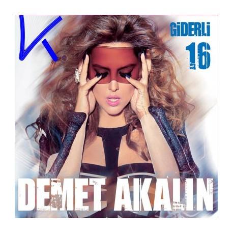 Giderli 16 - Demet Akalın - CD