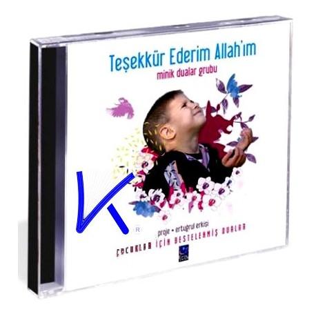 Teşekkür Ederim Allah'ım - Minik Dualar - CD